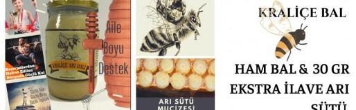 Safura Kraliçe Arı Balı