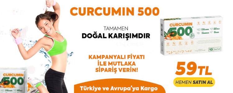 Curcumın 500