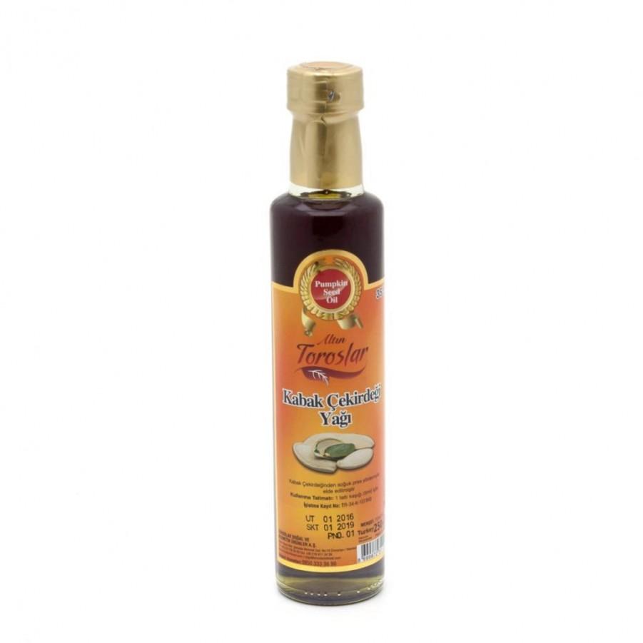 Kabak Çekirdeği Yağı (250 ml)