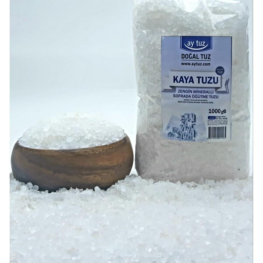 Kristal Kaya Tuzu (1000 gr)