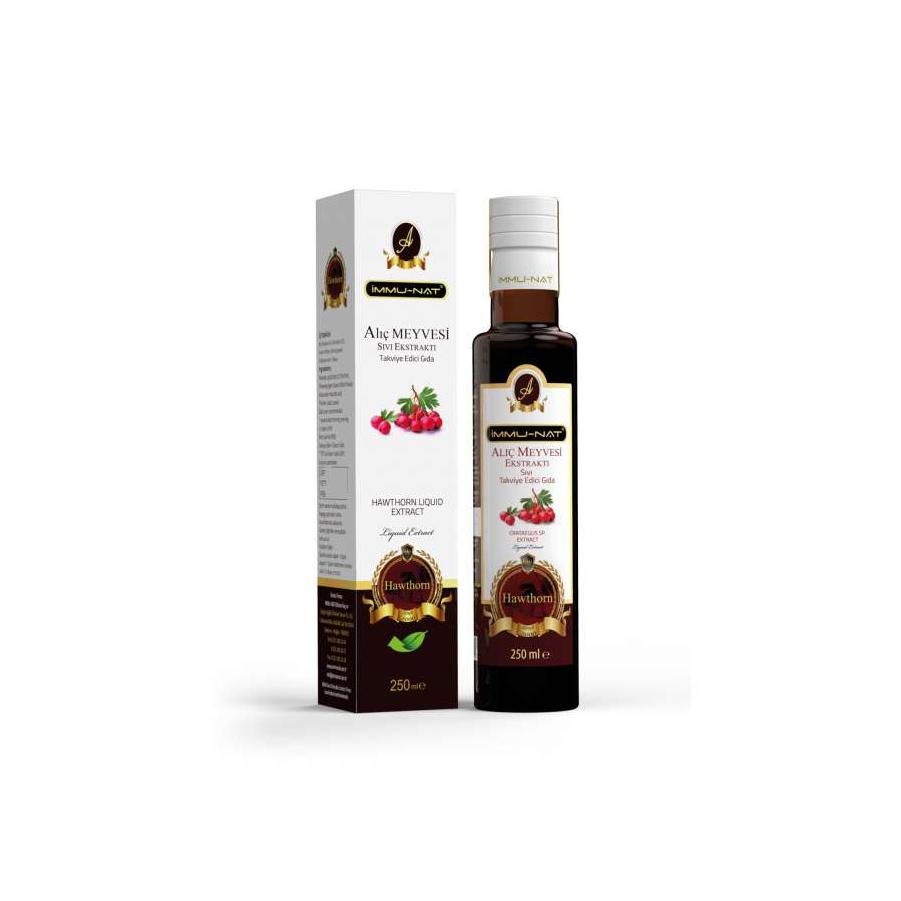 Alıç Meyvesi Sıvı Ekstraktı (250 ml)