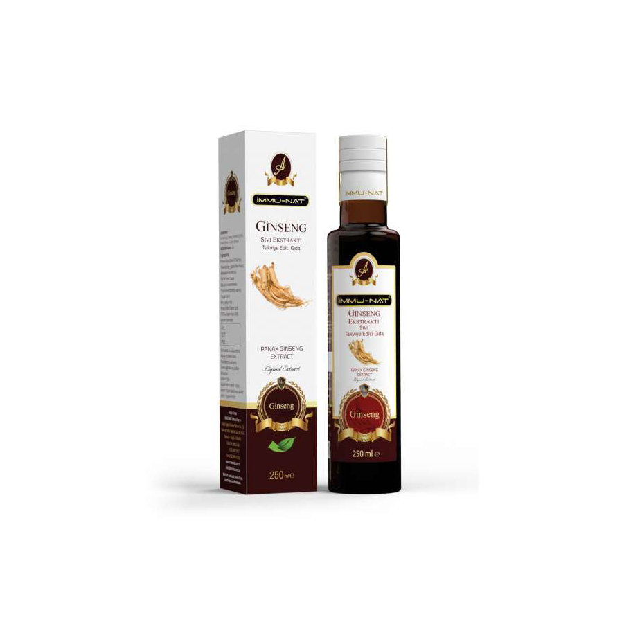 Ginseng Sıvı Ekstraktı (250 ml)