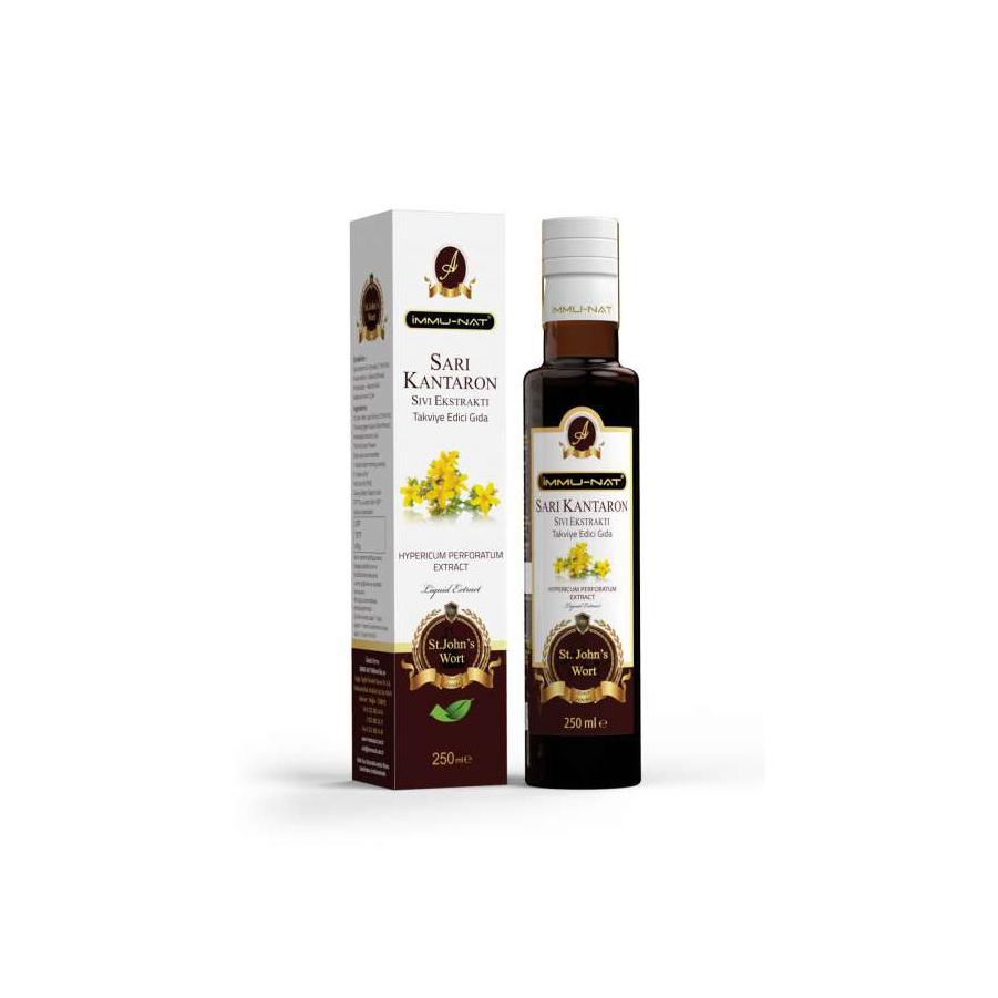 Sarı Kantaron Sıvı Ekstraktı (250 ml)