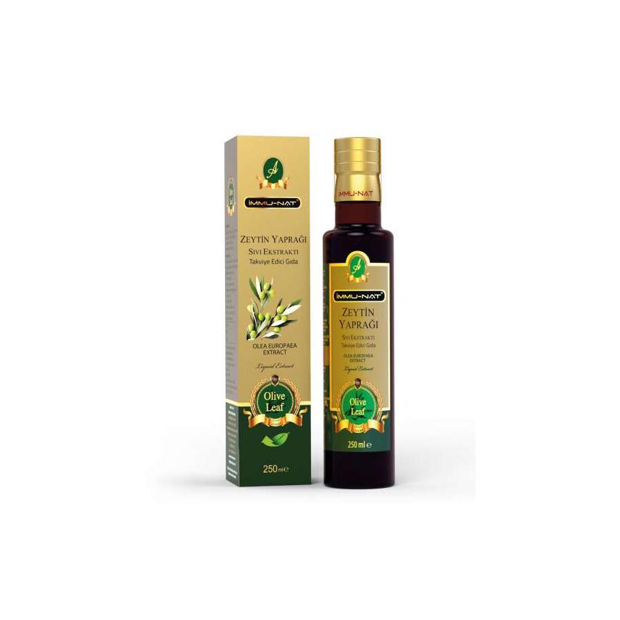 Zeytin Yaprağı Sıvı Ekstratı (250ml)
