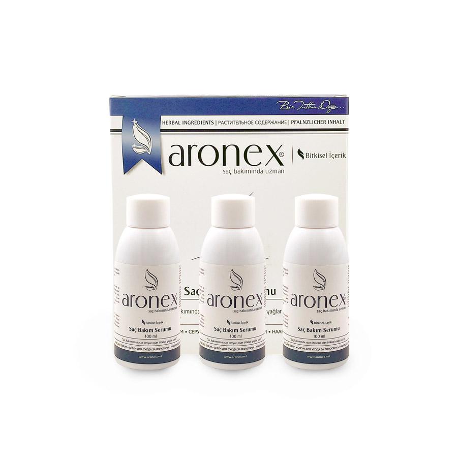 Aronex Saç Bakım Serumu (100 Ml*3)300ml